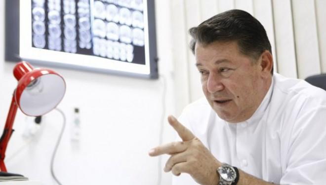 "Prof. dr. Radu Mircea Gorgan, neurochirurg: ""Tinerii vor totul acum. Si buf! Atac cerebral"""