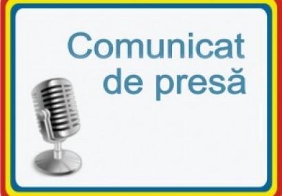 Comunicat de presă – Fundația World Vision