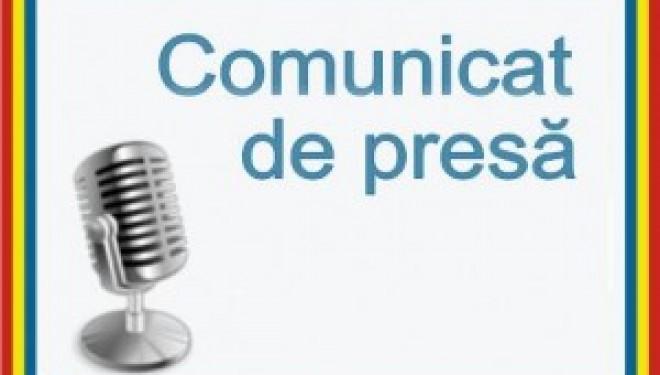 Comunicat: Propuneri fără precizări de termene