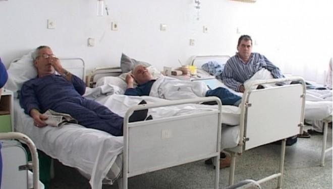 Spitalele româneşti, bombe cu ceas pentru pacienţi şi personalul medical