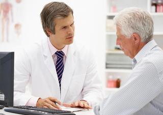 pacient consult
