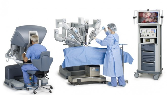 Roboti de milioane de euro zac nefolositi in spitale. Ministerul nu mai finanteaza operatiile