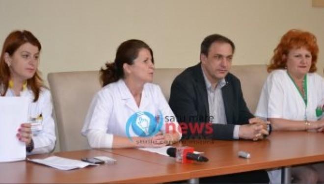 Premiera chirurgicala in Romania realizata la Satu Mare. Tumora gigant operata cu succes de chirurgul cardio-vascular prof. dr. Galajda Zoltan