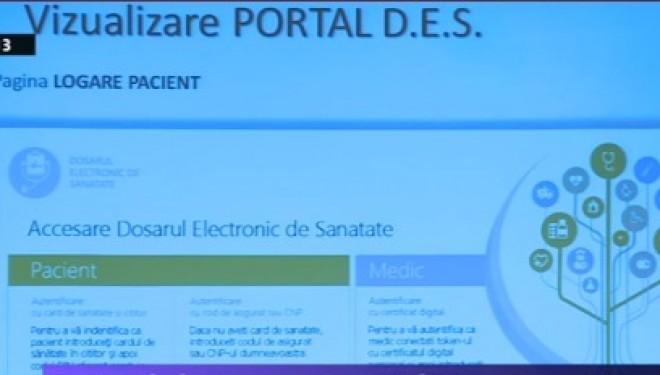 Dosarul electronic de sanatate, investitia de 18 milioane de euro imposibil de folosit