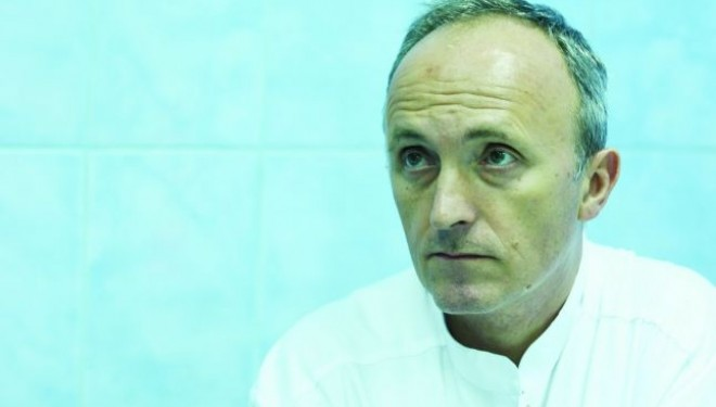 """INTERVIU Dr. Adrian Burloiu: """"Vedem cu creierul, nu cu ochii"""""""