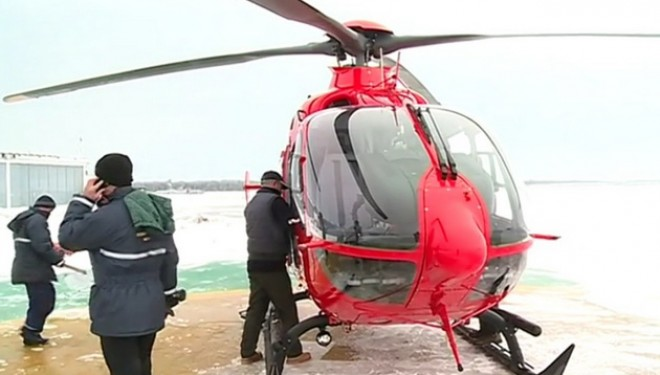 Tulcea: Elicopterul medicalizat destinat comunitatilor din Delta ar putea fi relocat
