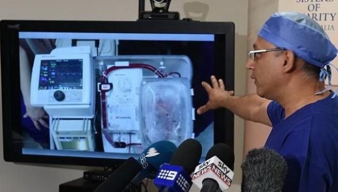 VIDEO Tehnica INOVATOAREA: transplant cardiac utilizand o inima care incetase sa bata