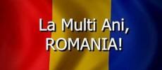 1 DECEMBRIE 2016.   LA MULTI ANI ROMANIA !