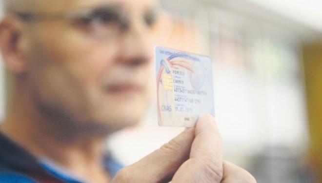 Cititorul de carduri va dicta castigurile medicilor de familie