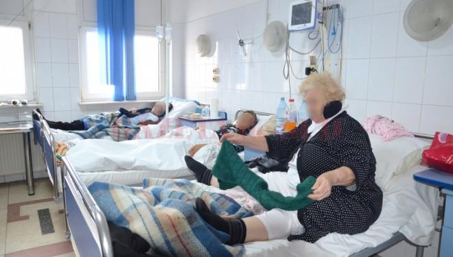 """BOLNAVII din Spitalul CFR Constanța SUFERĂ de FOAME. Răspunsul HALUCINANT al directorului: """"Nu avem bani, se duc pe salarii"""""""