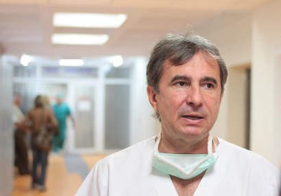 Dr Dorel Sandesc: Satisfactiile in medicina vin din motivatia interioara