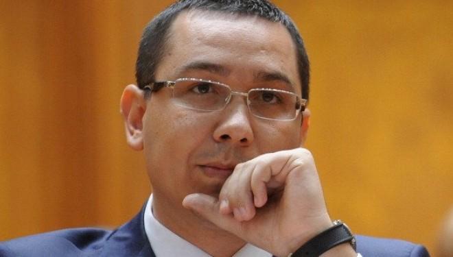 Primul Ministru Ponta este mintit grosolan!