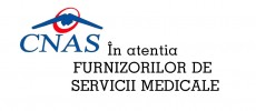 CNAS Ordin pentru validare servicii offline