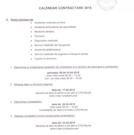 calendar contractare 1