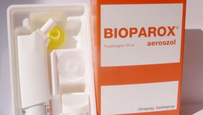 BIOPAROX va disparea la recomandarea Agentiei Europene a Medicamentului