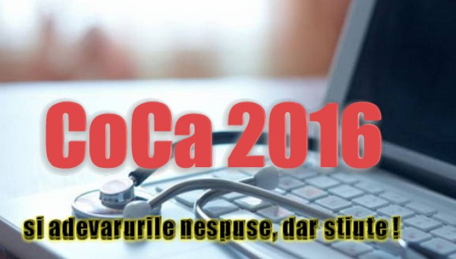 ATENTIE Coca 2016-2017 prevederi in proiect
