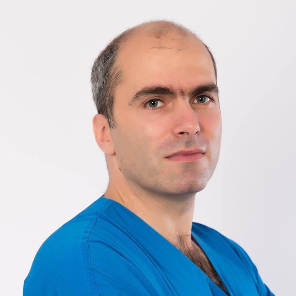 Bogdan Tănase, Medic Primar Chirurgie Generală,