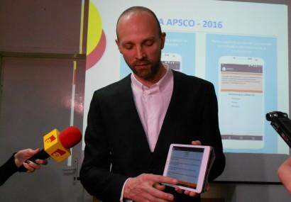 Aplicatie care ii ajuta pe bolnavii de cancer sa-si autoevalueze starea psihica, lansata la Cluj