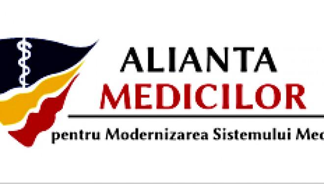 Alianta Medicilor: observatii despre OUG privind salarizarea bugetarilor: Nu este vorba de mariri semnificative