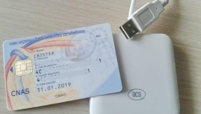 Sistemul IT al cardului national de sanatate, pe care s-au cheltuit de la buget peste 87,6 milioane lei, ar fi putut fi implementat cu fonduri UE