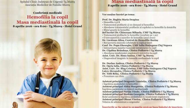 Hemofilia la copil