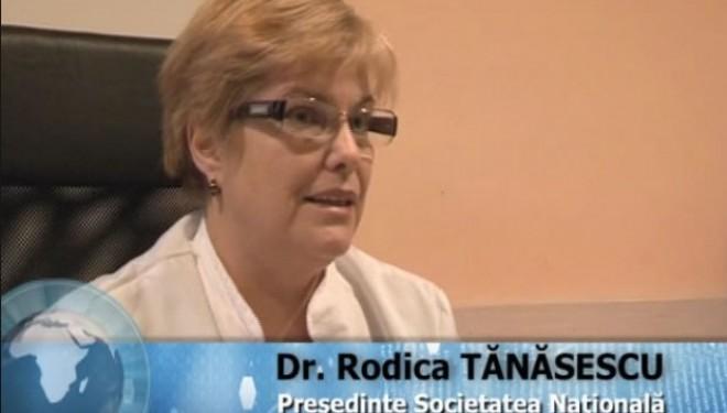 """Rodica Tanasescu: """"In general, medicii de familie sunt in varsta. Peste 10 ani nu vom mai avea medici de familie."""""""