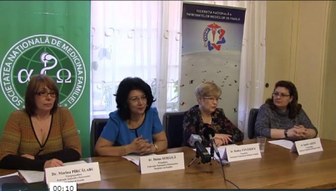 MEDIC DE FAMILIE: REFUZAM semnarea contractului de acordare a serviciilor medicale începând cu 1 aprilie