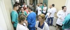 """Retribuţia """"unitară"""" din Sănătate, care nu ţine cont de performanţă şi de volumul de muncă, îi nemulţumeşte pe cei din Urgenţele timişorene"""