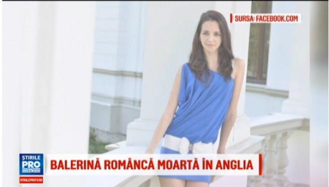 Acuzatii de MALPRAXIS la adresa unor institutii medicale de prestigiu din Anglia dupa decesul unei balerine din Cluj.