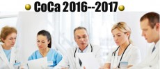 Anunţ -privind programul întâlnirilor pentru consultări si negocieri referitoare la proiectul de act normativ CoCa20 16-2017