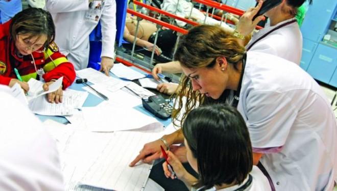 BORCEANU: Medicii se simt inselati de autoritati