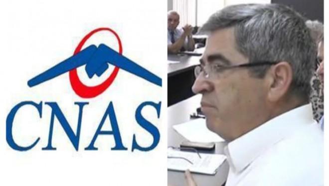 Directorul interimar al CAS Vâlcea, Dumitru Hobeanu, a fost găsit incompatibil de catre ANI