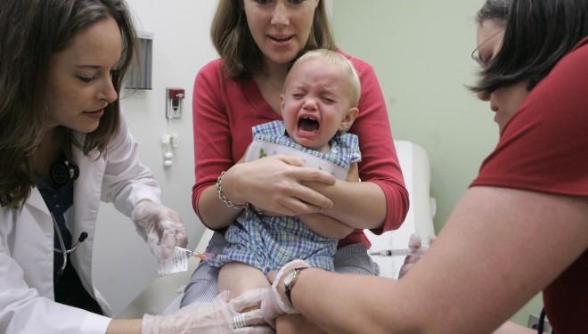 Studiu: Romania are cea mai scazuta rata a vaccinarii, din 190 de tari