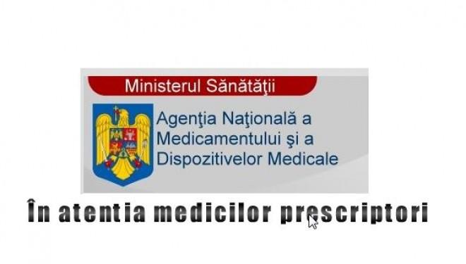 Comunicat de presă EMA referitor la recomandarea PRAC de retragere de pe piață a medicamentelor care conţin paracetamol cu eliberare modificată