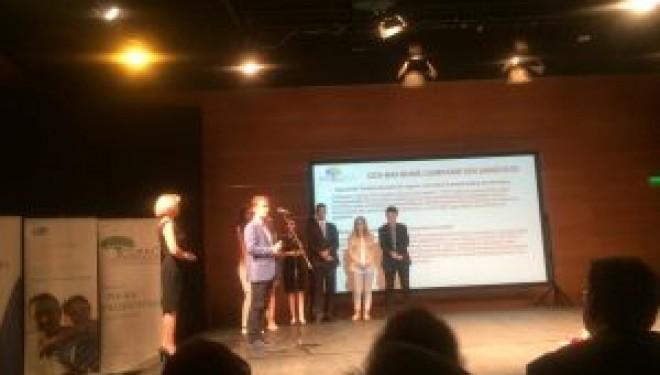 Devotamentul pentru bolnavi, premiat la Gala COPAC