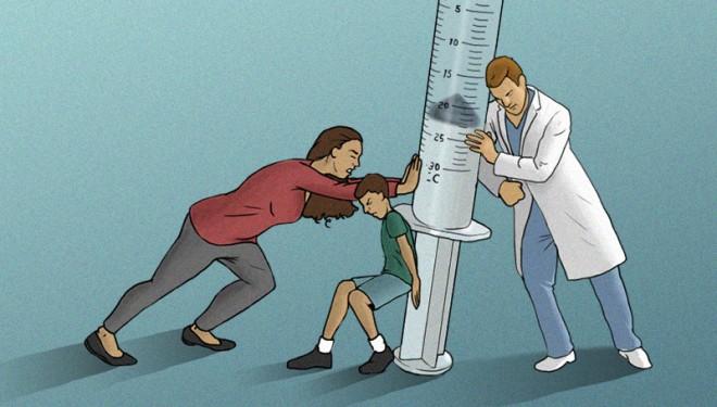 Legea vaccinării obligatorii a fost adoptată de plenul Senatului.