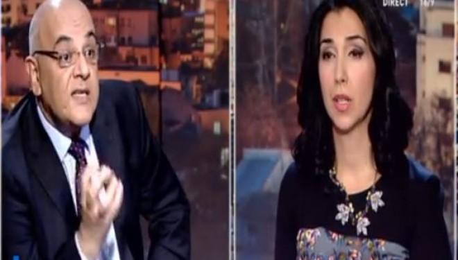 """Seful Departamentului pentru Situatii de Urgenta, Raed Arafat invitatul Emei Zeicescu la emisiunea """"Perfect Imperfect"""" de la TVR 1,"""