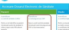 Ce priorități IT are CNAS pentru acest an: Extinderea Dosarului Electronic de Sănătate și informatizarea certificatelor de concediu medical şi a biletelor de trimitere