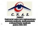 Proiect Ordin –  formă actualizată privind aprobarea Normelor metodologice de aplicare în anul 2017 a Hotărârii Guvernului nr. 161/2016 pentru aprobarea pachetelor de servicii şi a Contractului-cadru care reglementează condiţiile acordării asistenţei medicale, a medicamentelor și a dispozitivelor medicale, în cadrul sistemului de asigurări sociale de sănătate pentru anii 2016 – 2017