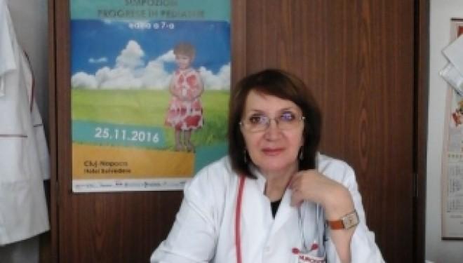 """INTERVIU – Conferenţiar Dr Angela Butnariu, medic pediatru: """"Avem obligaţia să îi lămurim pe părinţi ce înseamnă vaccinarea"""""""