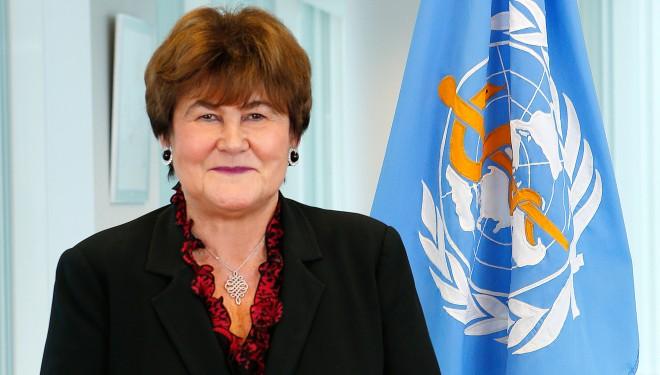 """Directoarea pentru Europa a OMS, dr Zsuzsanna Jakab: """"Cer in mod expres tarilor endemice sa stopeze transmiterea virusului""""."""