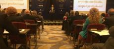 Mesajul Președintelui CMR, Dr. Gheorghe Borcean, la aniversarea a 20 de ani de la înființarea Colegiului