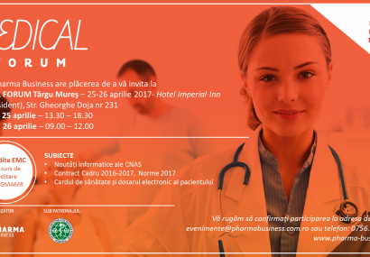 Medical Forum 2017 Targu Mures
