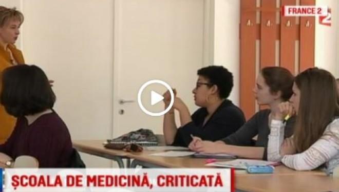 Universitatea de Medicina si Farmacie din Cluj este in mijlocul unui scandal.