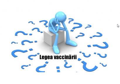 """Sondaj rezultate: Care este perceptia romanilor cu privire la """" Legea vaccinarii """" !"""