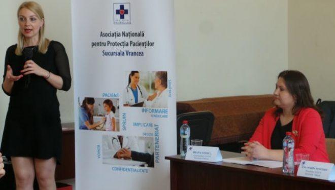 """Asociaţia Naţională pentru Protecţia Pacientului: """"Avem o mare problemă cu educaţia pentru sănătate"""