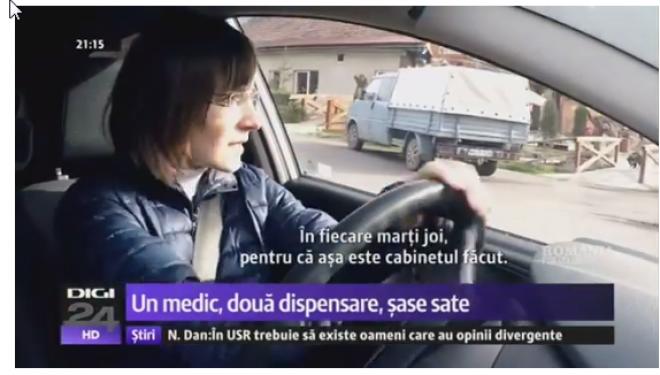 Romania furata – Medicina de familie