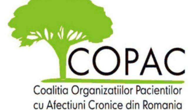 Un COPAC de alinat singurătatea bolnavilor cronici-Coalitia Organizaţiilor Pacienţilor cu Afecţiuni Cronice