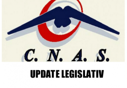 CNAS. UPDATE legislativ: Ordin 931 / 10.08.2017