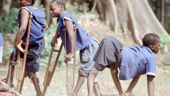Anul acesta ar putea fi diagnosticat ultimul caz de poliomielită din lume
